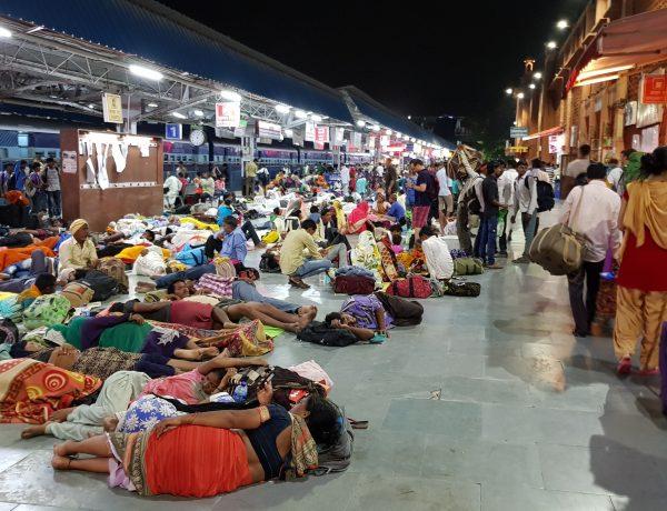 Tre settimane in India ad Agosto