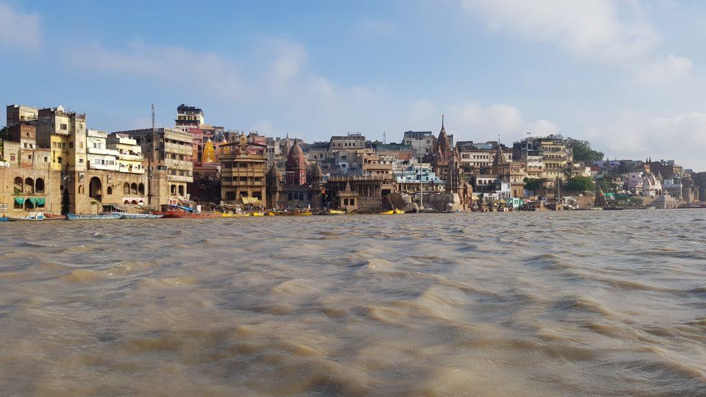Il Gange, Varanasi, India