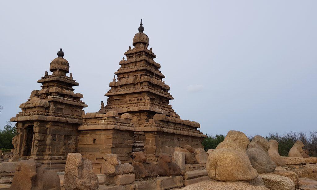 Mamallapuram, Tamil Nadu, India