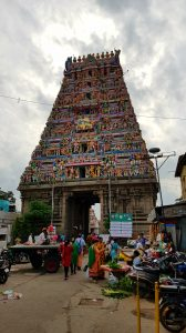 Sri Parthasarathy Temple, Chennai