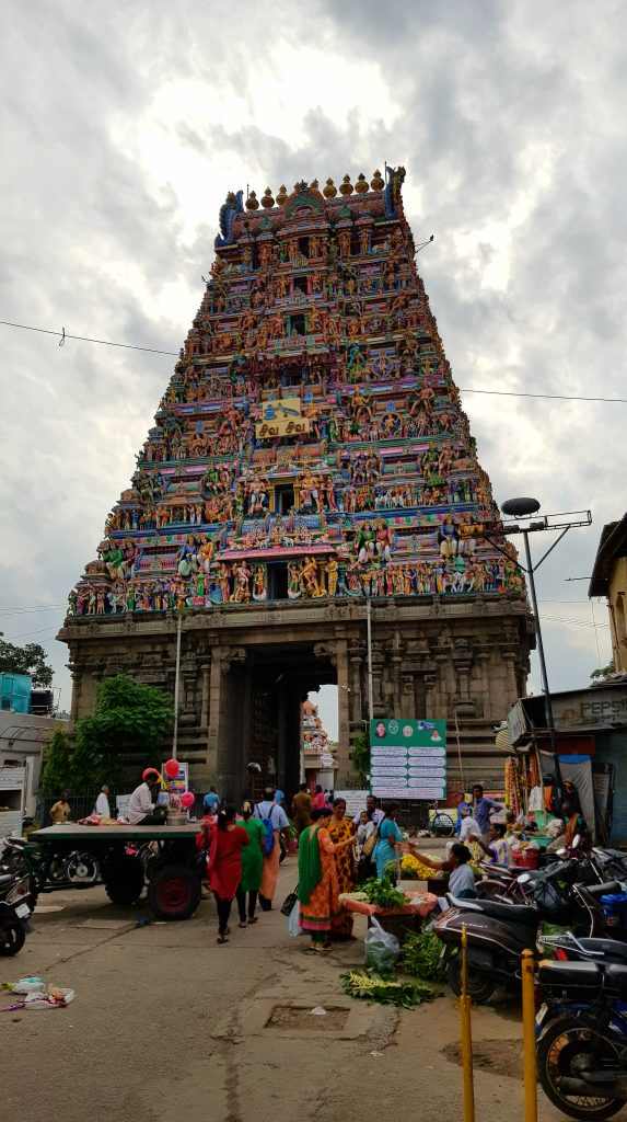 Sri Parthasarathy Temple, Chennai, India