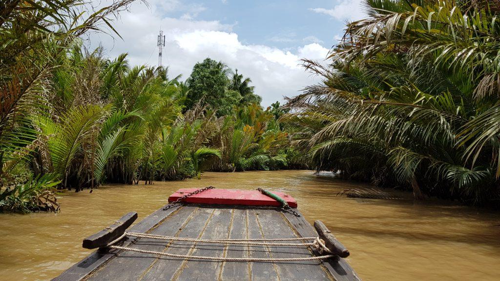 Ben Tre, Delta del Mekong - Vietnam
