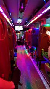Tipici bus in Vietnam
