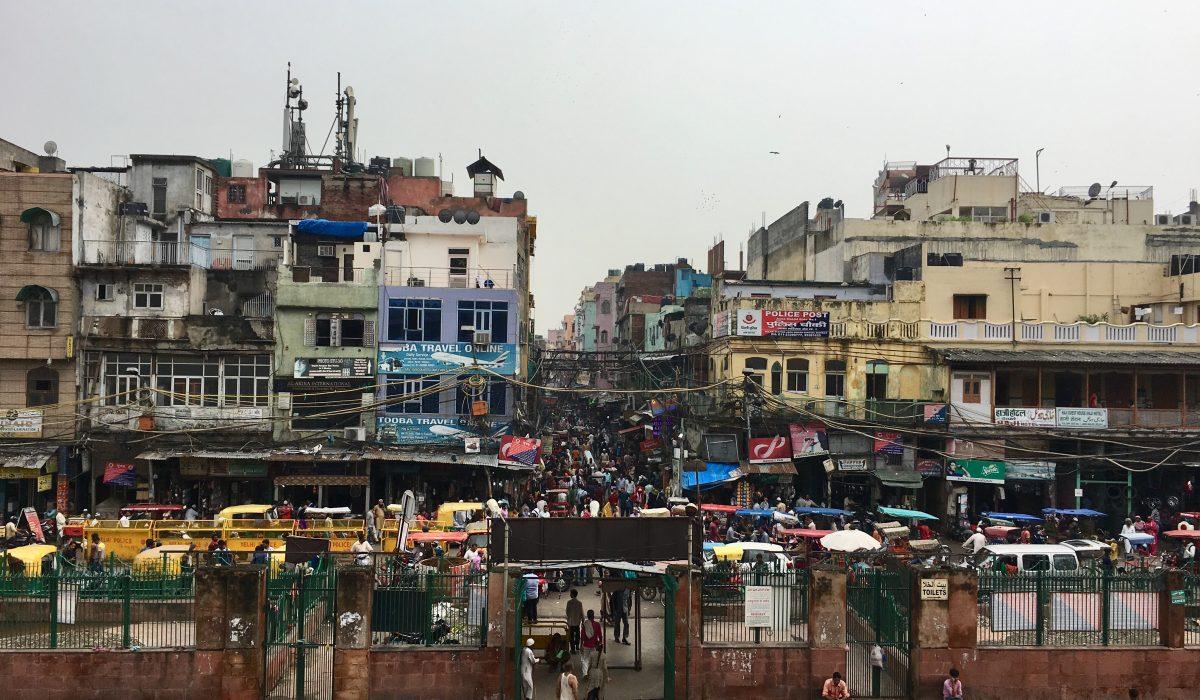 New Delhi in un giorno