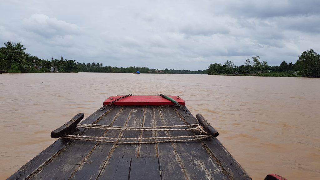 Ben Tre, Delta del Mekong