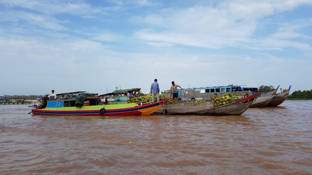 Long Xuyen, Delta del Mekong