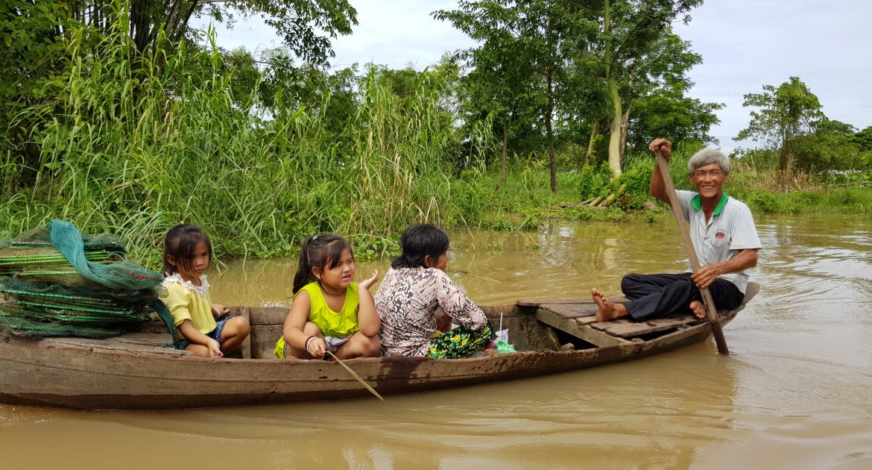 Vietnam – Tre giorni nel Delta del Mekong