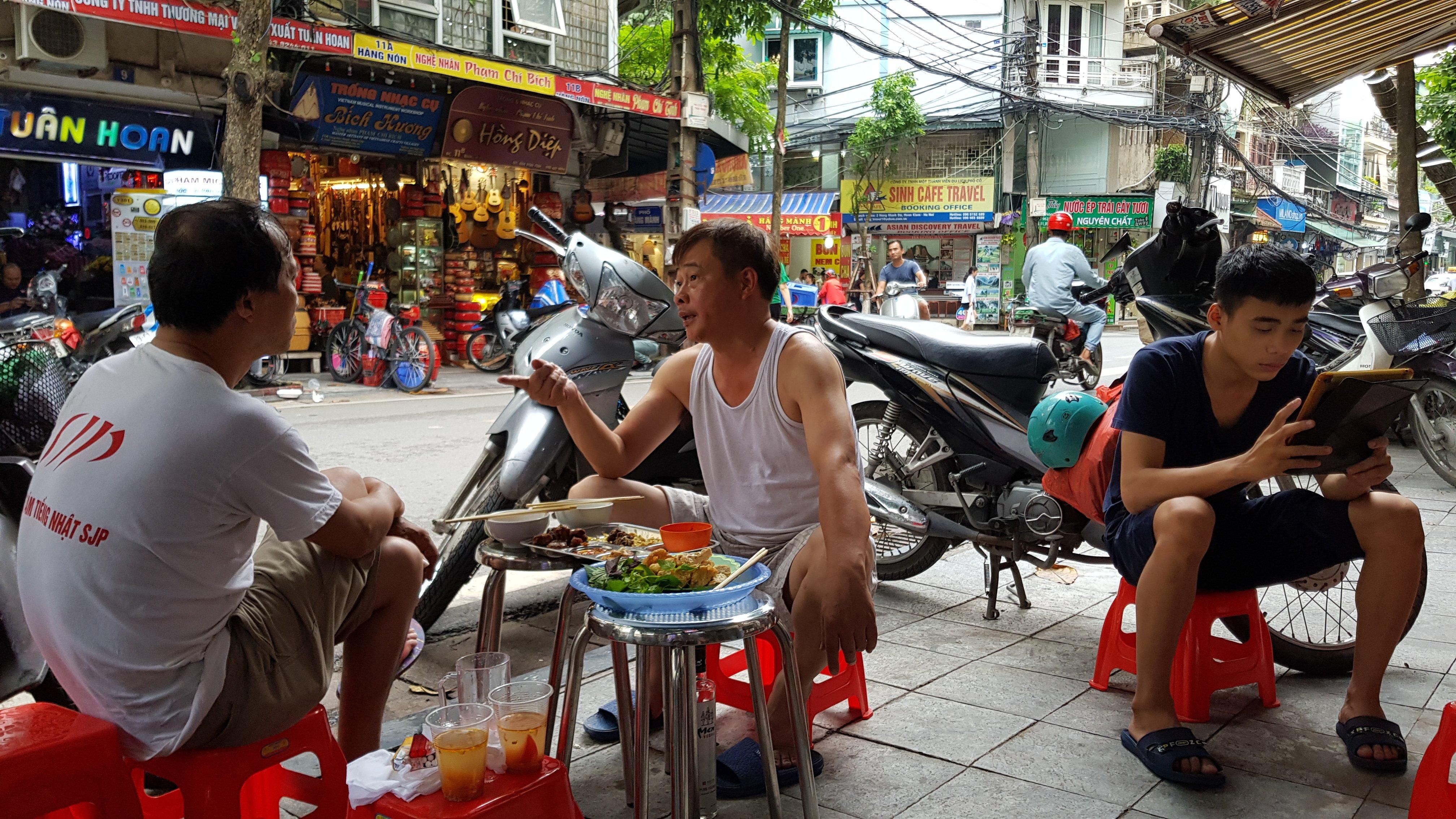 Dieci cose insolite da fare ad Hanoi