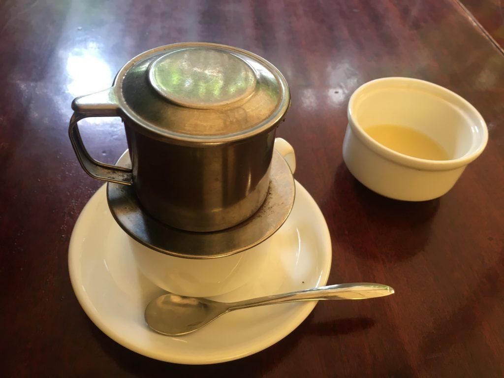 Il caffè vietnamita, Hanoi