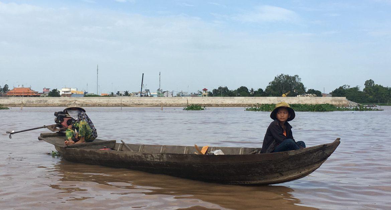 Vita e colori del Mekong