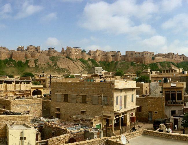 Jaisalmer, tra sabbia e arenaria
