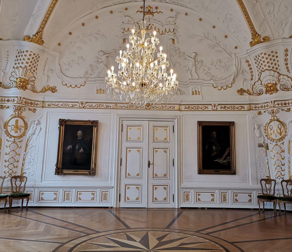 L'interno del Rathaus, cosa vedere a Aquisgrana