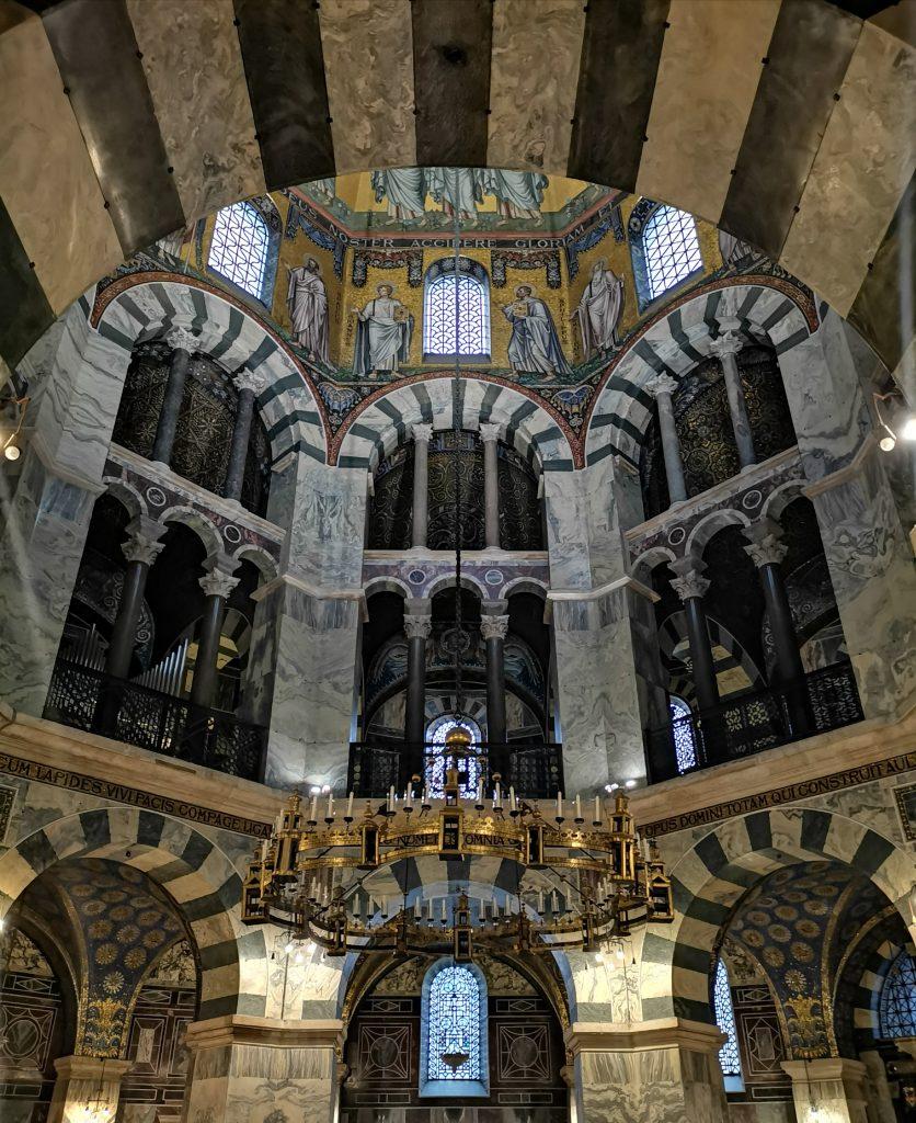 Cosa vedere a Aquisgrana, la Cappella Palatina