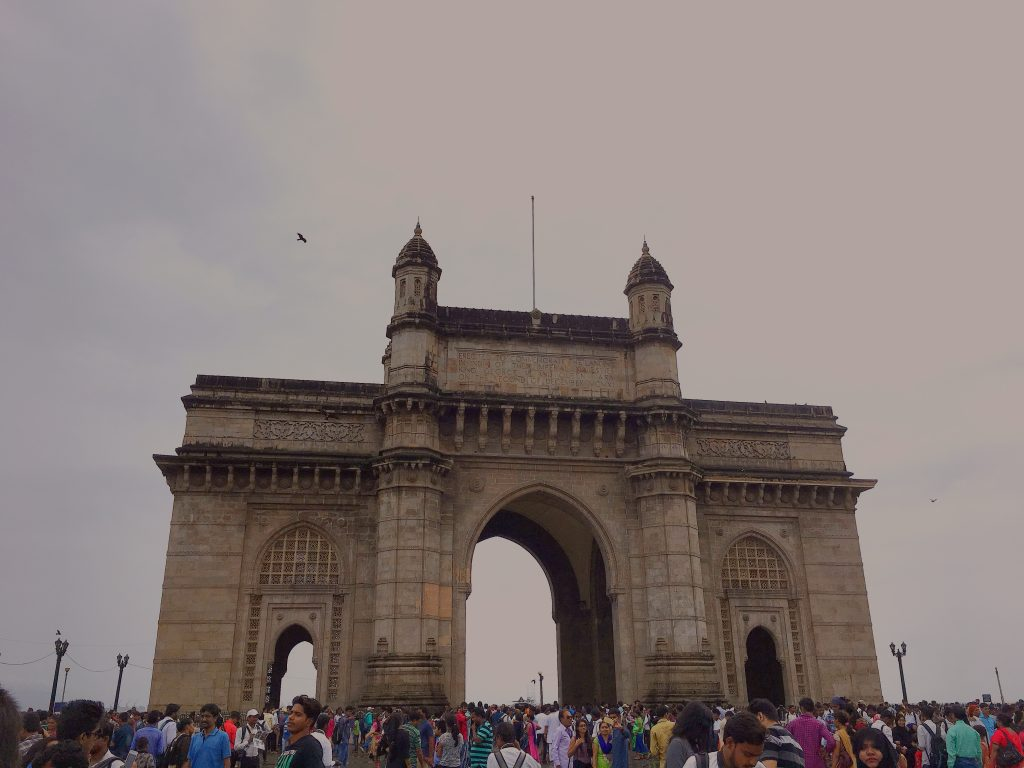 Porta dell'India, Mumbai