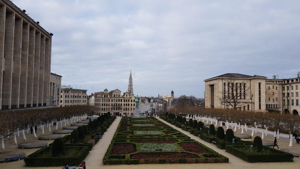 Mont de art, Bruxelles