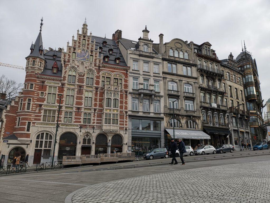 A spasso per Bruxelles