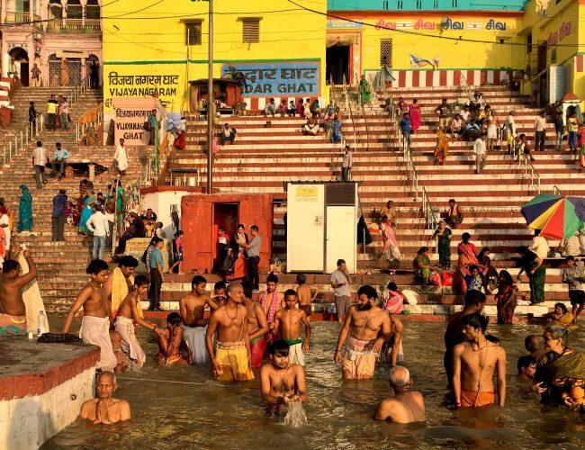 Varanasi e il Gange, il sacro fiume dell'India