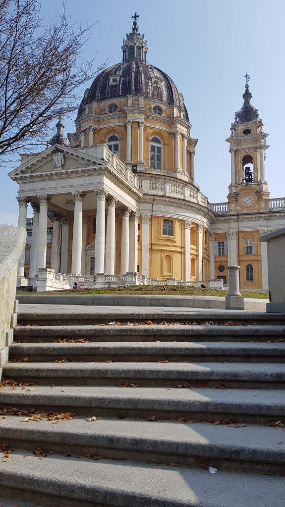La Basilica di Superga, Torino