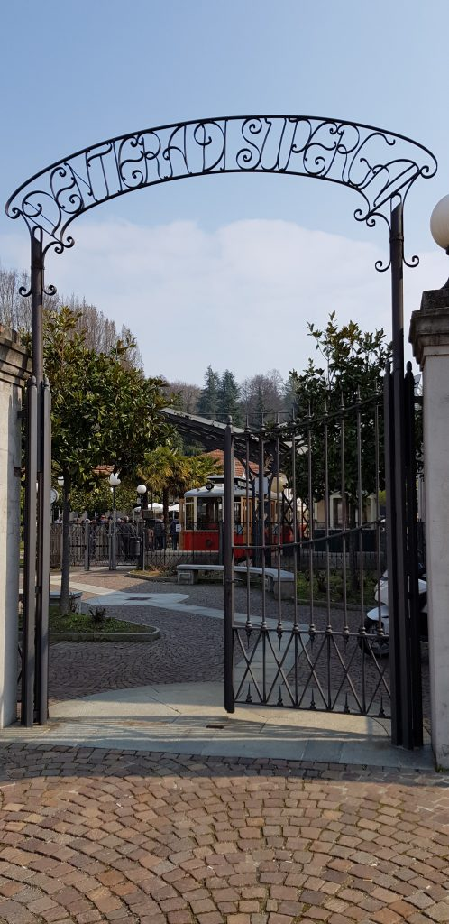 La Dentiera di Superga, Torino
