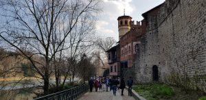 Borgo Medievale, Parco del Valentino, Torino