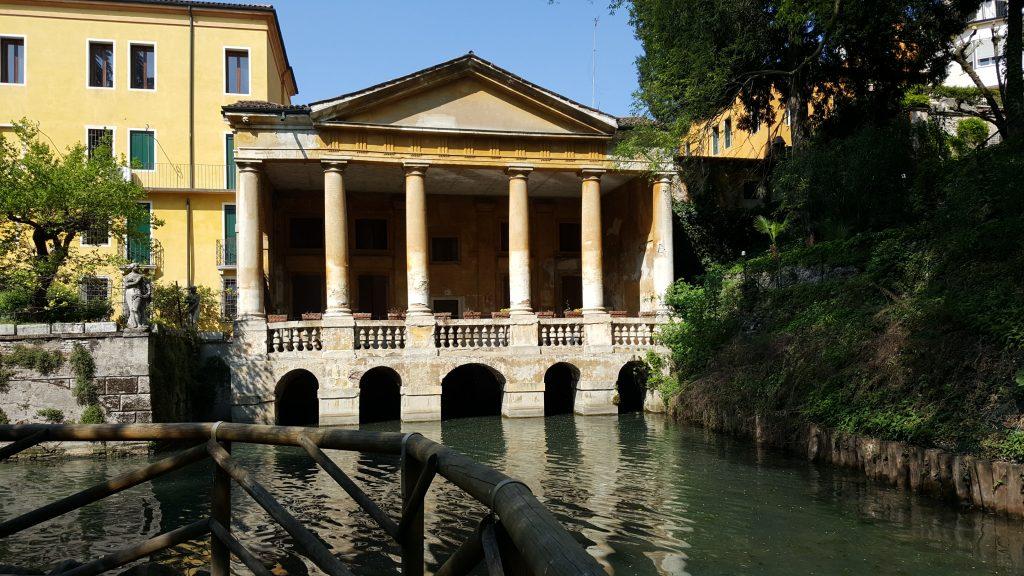 La Loggia Valmarana, Vicenza