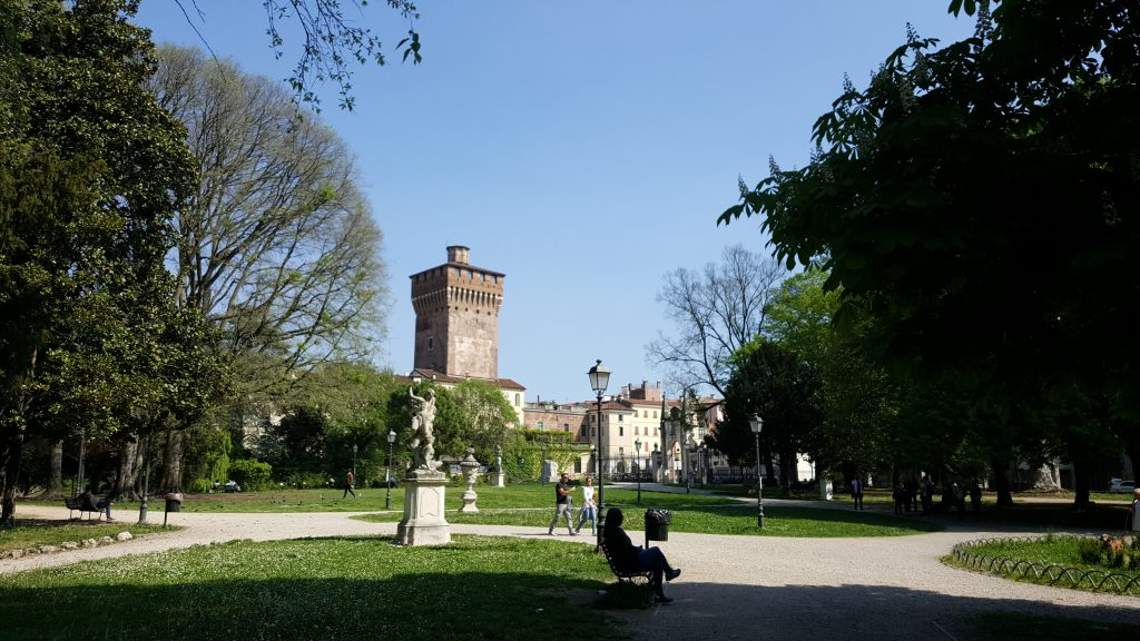 I Giardini Salvi, Vicenza