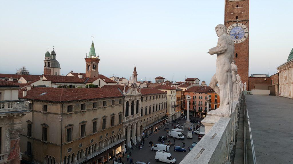 La Basilica Palladiana, Vicenza