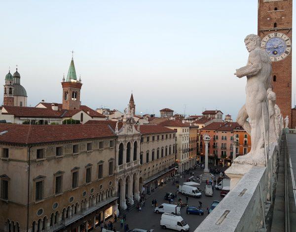 Una domenica a Vicenza, la città di Andrea Palladio