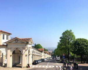 Il porticato rinascimentale, Vicenza