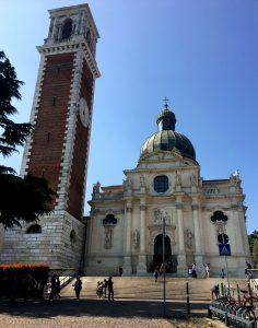 Il Santuario di Monte Berico, Vicenza