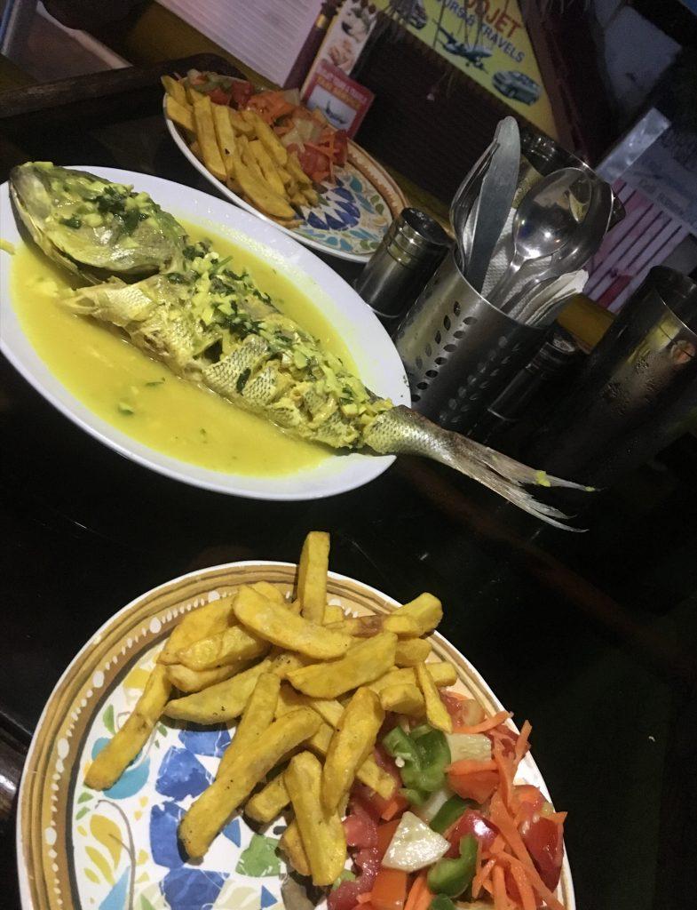 Da Babu's Cafe, Mamallapuram
