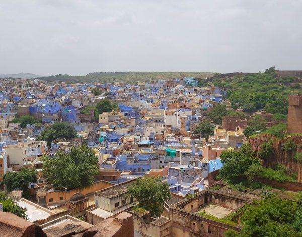 Jodhpur, cosa vedere nella città blu dell'India