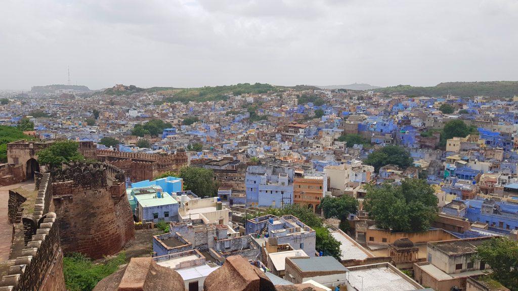 Jodhpur, la città blu