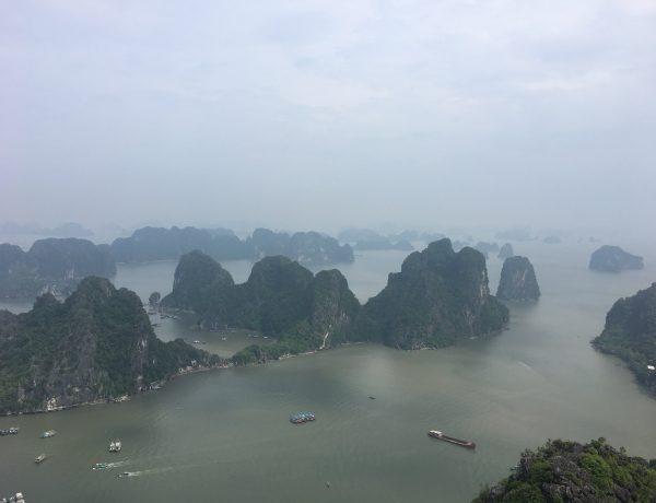 Ha Long Bay… con la pioggia