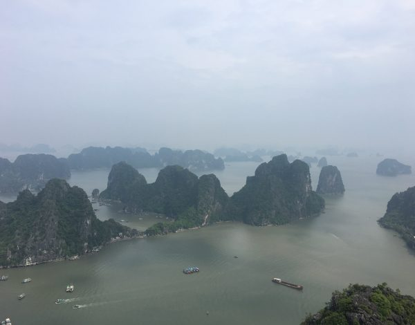 Ha Long Bay… con la pioggia