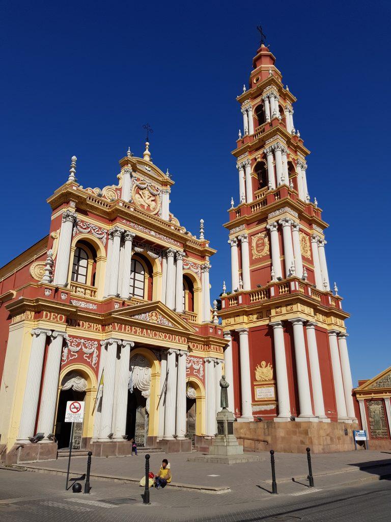 Chiesa di San Francesco, Salta