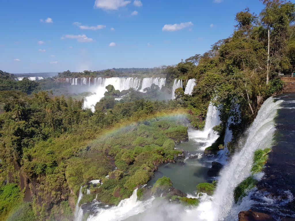 Le cascate di Iguazu, lato argentino