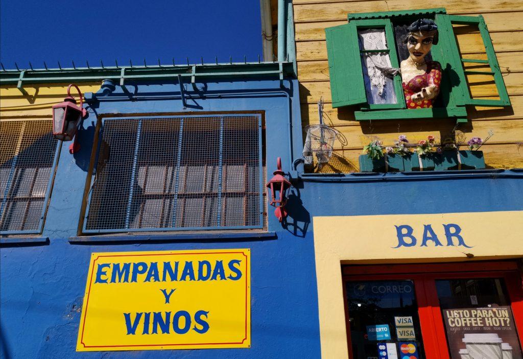 La Boca e il Caminito, Buenos Aires