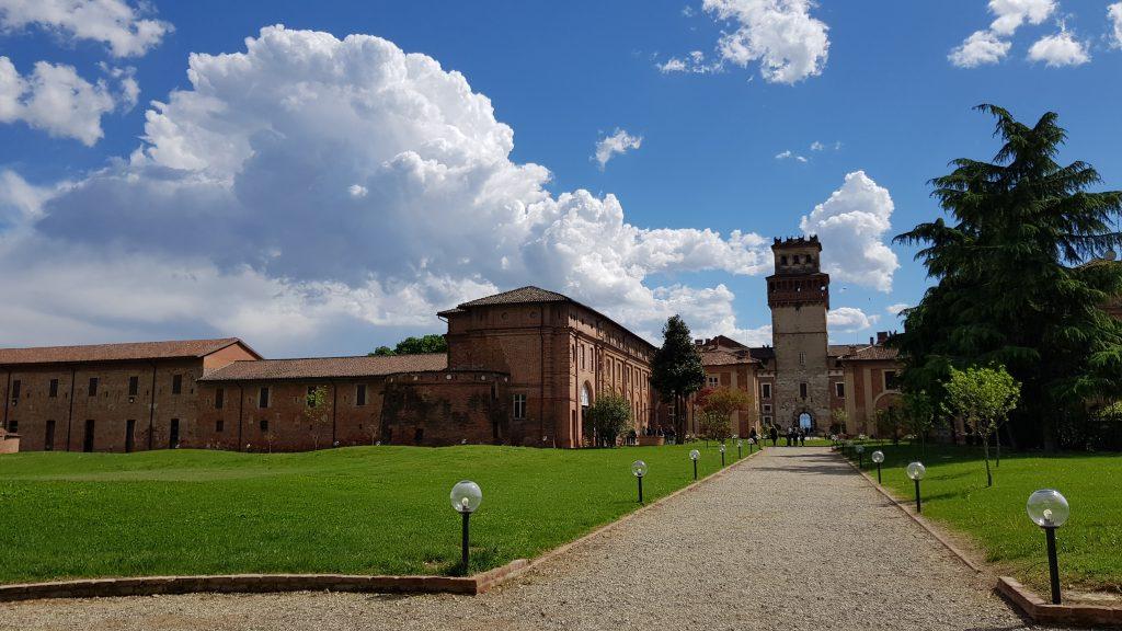 Il castello di Chignolo Po, il ricetto