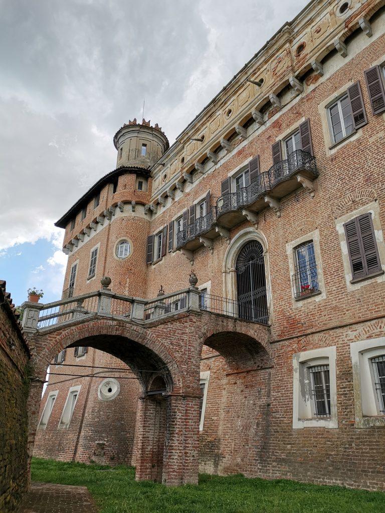 Il castello di Chignolo Po