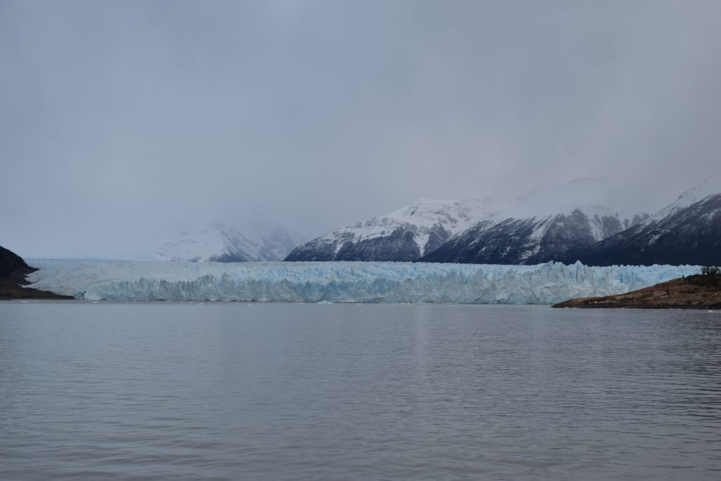 Il Lago Rico e il Perito Moreno