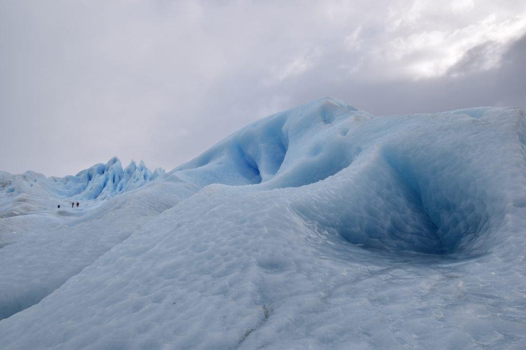 Mini Trekking sul Perito Moreno