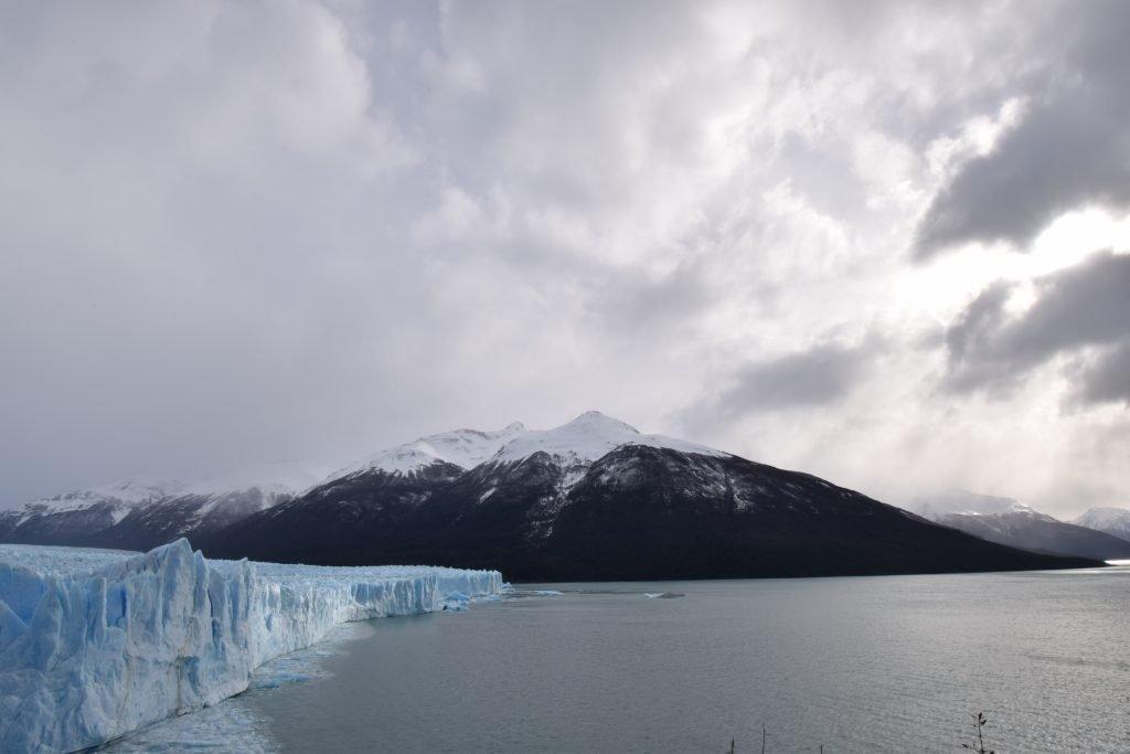 Il Perito Moreno e il Lago Argentino
