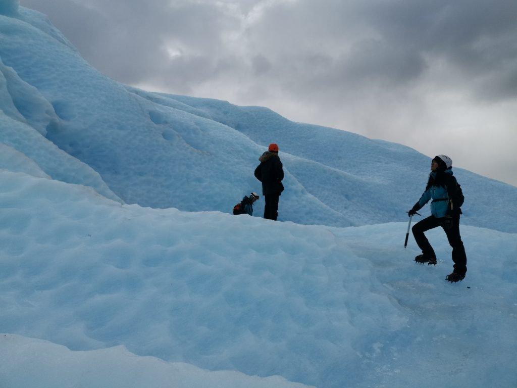 Trekking sul Perito Moreno con Hielo & Aventura