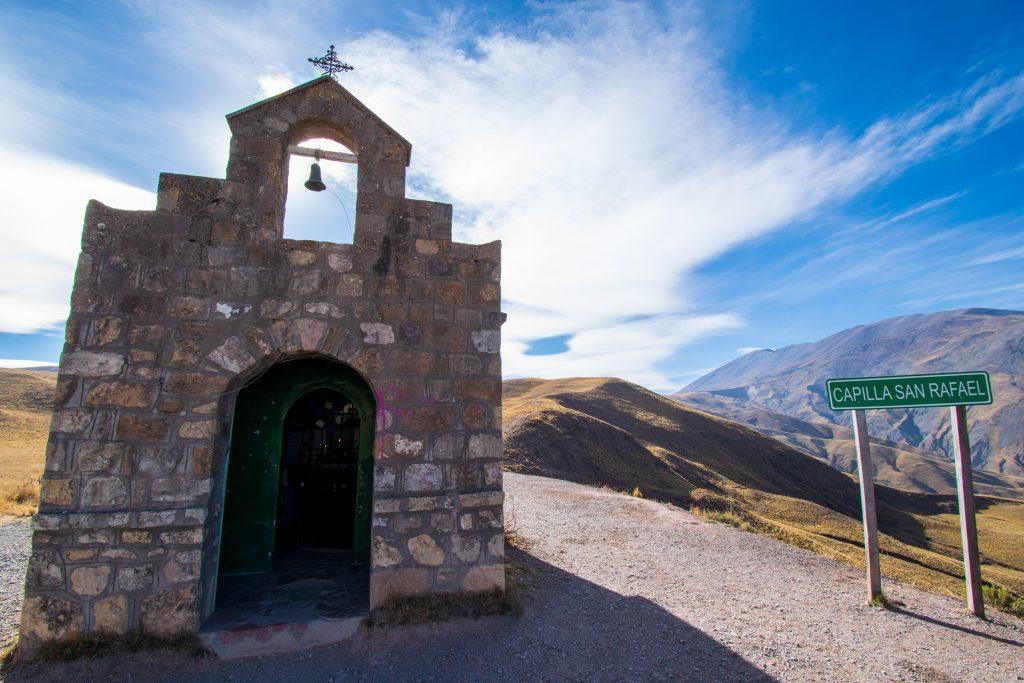 Mirador Piedra del Molino, a 3457 metri