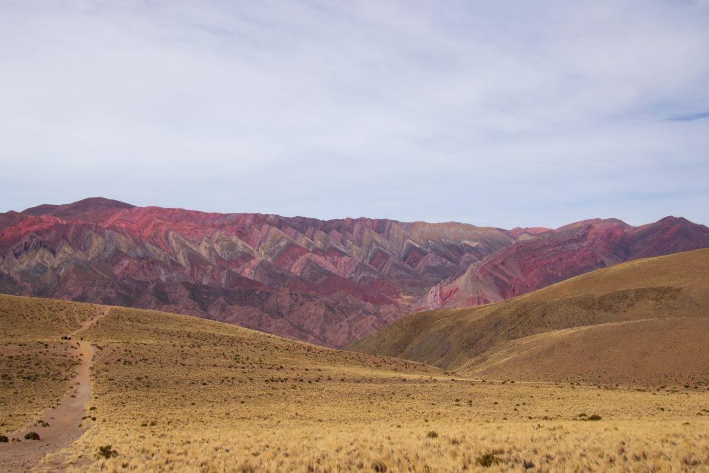 Cerro de Los Quatorse Colores, Humahuaca