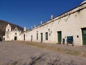 Convento di San Bernardo, Salta