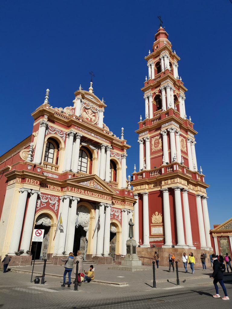 Basilica minore di San Francesco, Salta