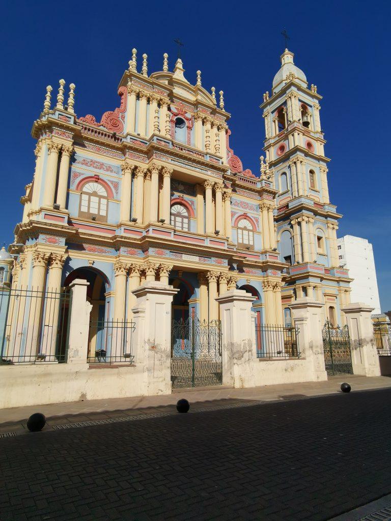 Basilica de Nuestra Señora de la Candelaria, Salta