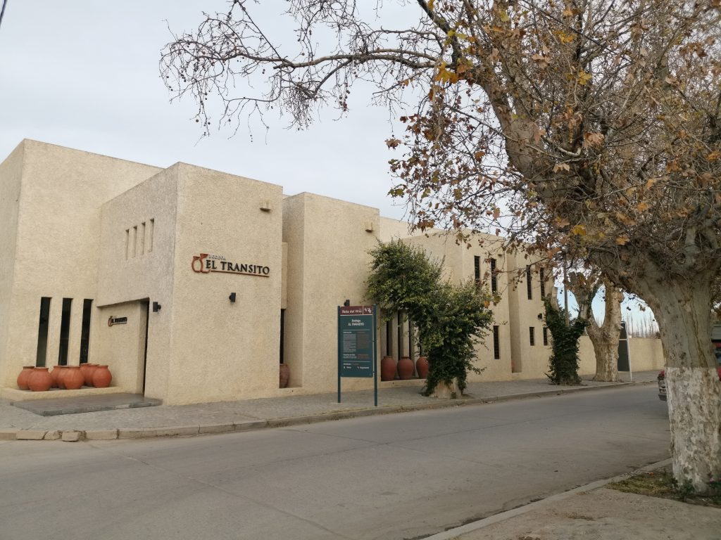 Bodega El Transito, Cafayate